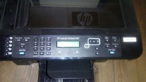 Hp printer fax coppier and scanner for Sale in Durham, NC
