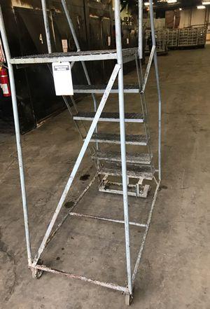 Cotterman 6 step ladder for Sale in San Francisco, CA