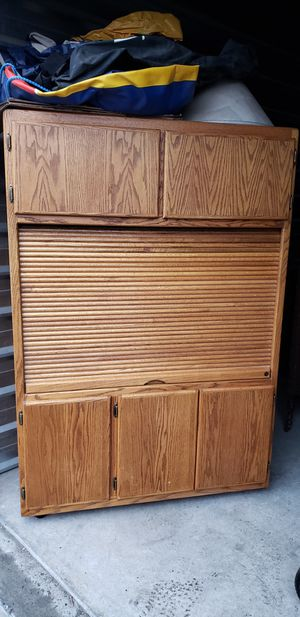 Desk/Cabinet for Sale in Bend, OR