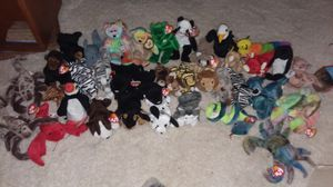 Beanie babies with tags for Sale in San Diego, CA