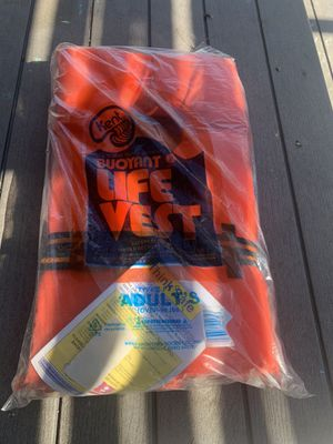 Life vest for Sale in Las Vegas, NV