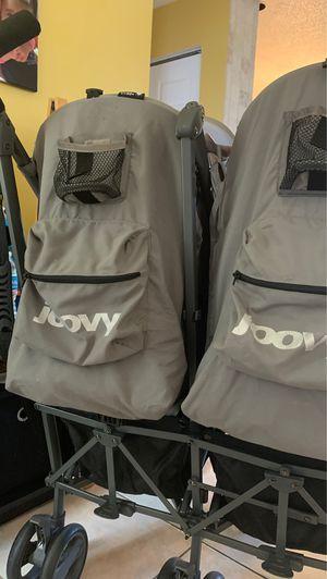 Joovy ultralight double stroller for Sale in Pompano Beach, FL