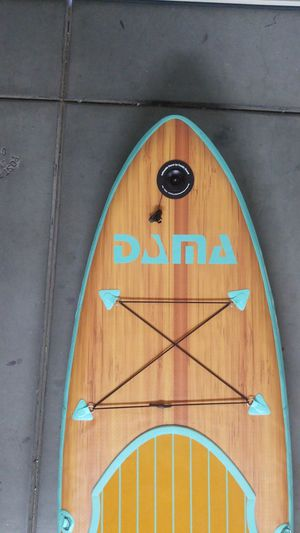 DAMA Stand up Inflatable Paddleboard for Sale in Surprise, AZ