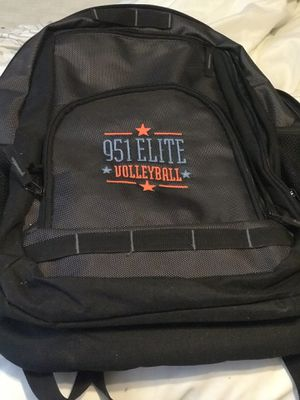 volleyball backpack for Sale in Wildomar, CA