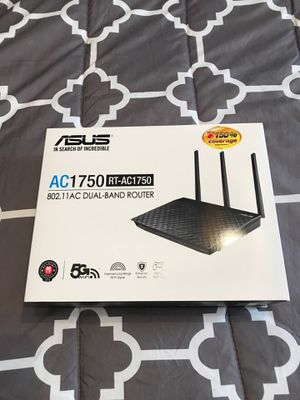 Asus Wireless Router for Sale in Rockford, IA