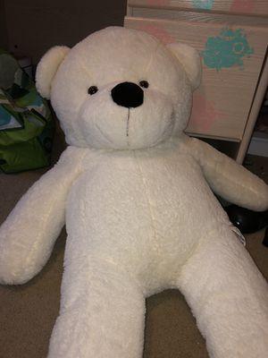 Huge teddy bear for Sale in Chapel Hill, NC