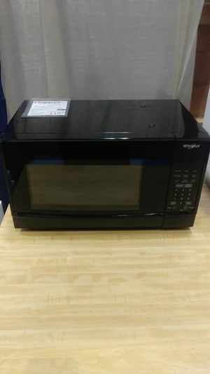 Black Microwave for Sale in St. Louis, MO