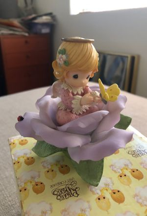 Precious Moments enchantment Angel Rose for Sale in Lake Forest, CA