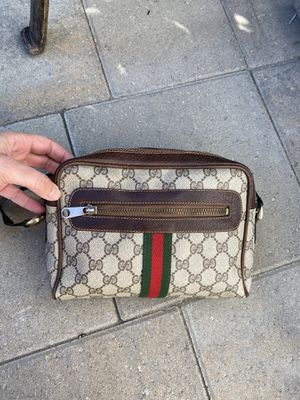 Vintage Gucci Crossbody Bag for Sale in Glendale, CA