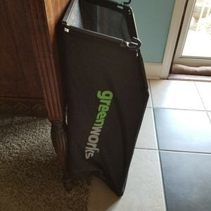 NEW!! Greenworks 19inch Push Mower Bag for Sale in Springfield, IL
