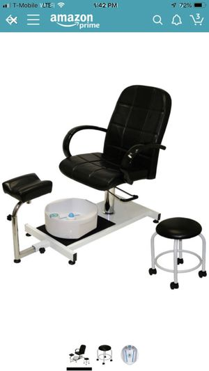 Pedicure chair for Sale in West New York, NJ