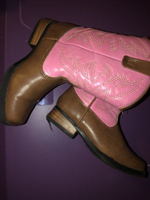 Girl Boots (SIZE 8 Toddler) for Sale in Riverside, CA