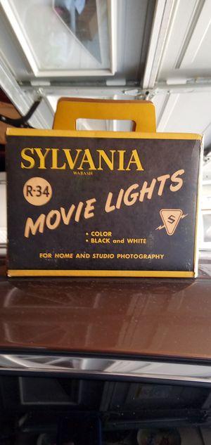 Collectable camera light bar for Sale in Montebello, CA
