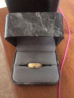 14k gold wedding band for Sale in Sarasota, FL