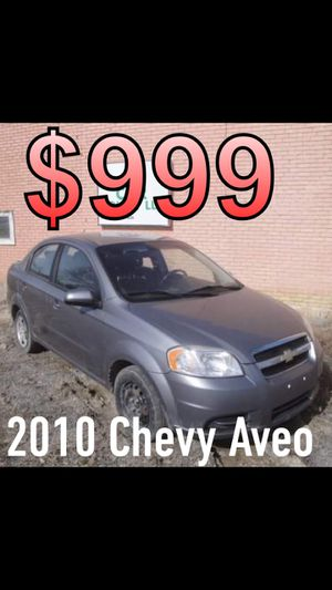 2010 Chevy Aveo ONLY $800!!! for Sale in Fayette, UT
