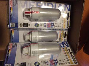 Meridian fluorescent bulb for Sale in Palo Alto, CA