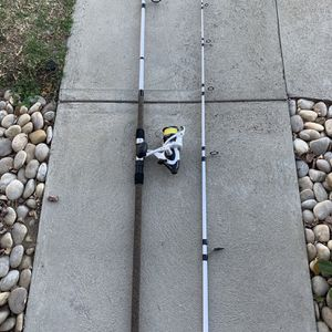 Okuma Surf Rod Combo for Sale in Los Angeles, CA
