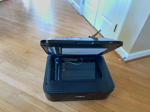 Canon All in One pixma Mx922 printer scanner copier fax