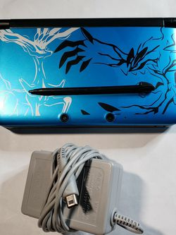Special Edition X & Y Blue Pokemon Original 3DSXL With Many Games for Sale in San Marcos,  CA