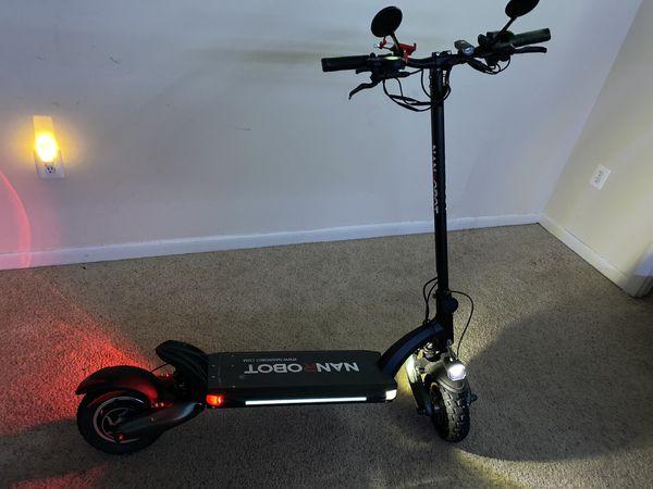 Nanrobot D6+ 40 mph electric scooter