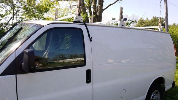 2013 Chevy express 2500