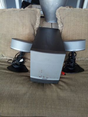 Bose speakers and subwoofer for Sale in Plano, TX