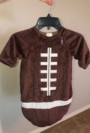 New Baby Football Halloween Costume 0-6 Months for Sale in Fontana, CA