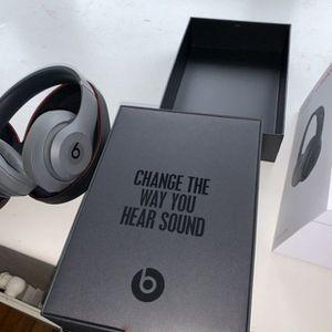 Beats By Dre Studio3 Wireless Gray for Sale in Torrance, CA