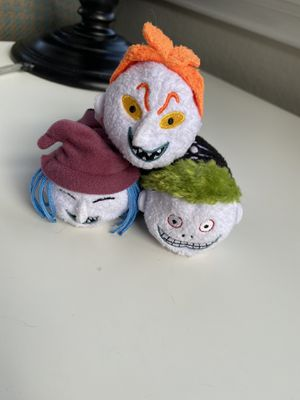 Nightmare Before Christmas tsum tsums for Sale in Kissimmee, FL