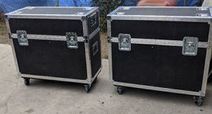 Road cases moving head new for Sale in South Gate, CA