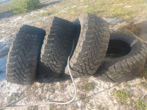 22s with 40s 6 lug ford for Sale in Frostproof, FL
