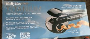 Babyliss pro curler for Sale in Akron, OH