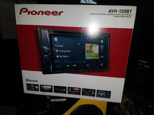 Brand New!!! Pioneer double din DVD stereo. Awesome Deal 👍👍. New Model!! Very low price for Sale in Tolleson, AZ