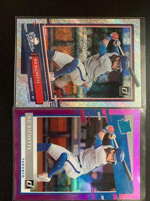 2020 Donruss Baseball Bo BICHETTE Rookie Lot for Sale in Acushnet, MA