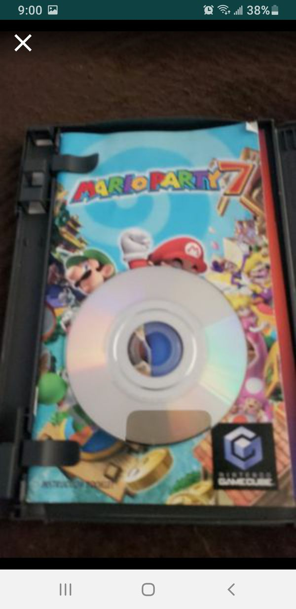 GameCube Mario Party 7