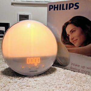 Philips Sunrise Alarm Clock Wake-up Light for Sale in Medina, WA