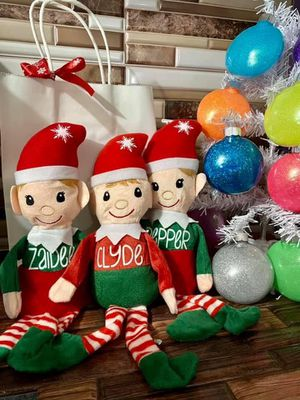 Personalized Christmas Elves for Sale in Haines City, FL
