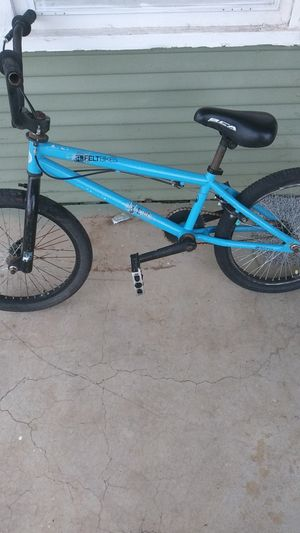 20 inch Feltbikes bmx bike for Sale in Amarillo, TX