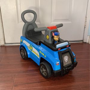 Paw Patrol Ride On Car for Sale in Chino, CA