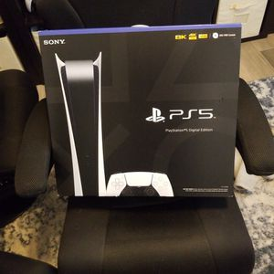 Ps5 Playstation 5 Disk digital version for Sale in Gilbert, AZ