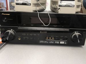 Pioneer Elite Receiver OBO for Sale in San Mateo, CA