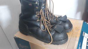 Mens used danner super rain forest boots for Sale in Vancouver, WA