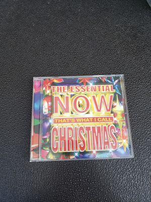 The Essential Now That's What I Call Christmas 2008 CD for Sale in Toms River, NJ