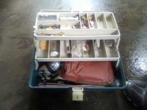 Tackle box for Sale in Wheeling, WV