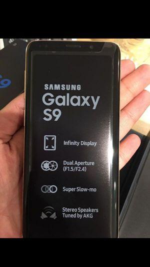 Samsung Galaxy S9 64GB,,,,,UNLOCKED + WARRANTY ( Like New ) for Sale in Silver Spring, MD