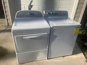Washer & dryer for Sale in Decatur, GA