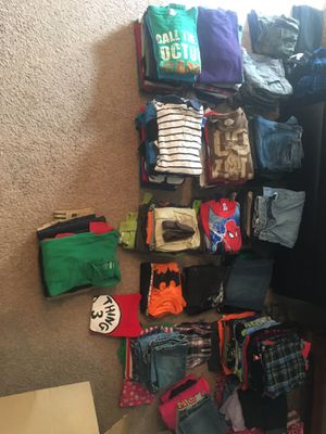 Tons of kids clothes for sale for Sale in Winchester, TN