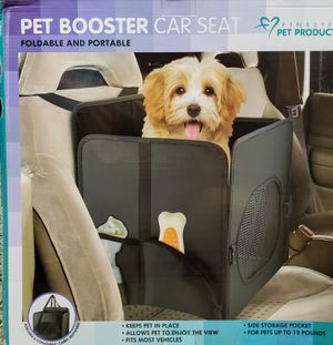 NEW PET Booster Car Seat up to 12lbs for Sale in Arvada, CO