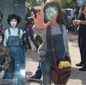 Overalls for a girl. Stranger Things. for Sale in Miami, FL