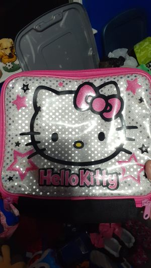 Hello kitty lunchbox for Sale in Greenwood, IN